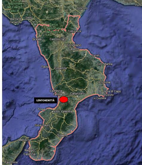 Calabria Lamezia Terme lentokenttä