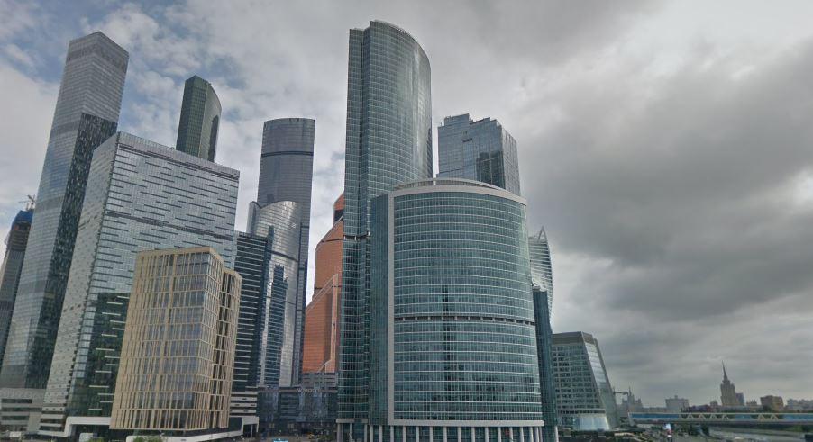 Euroopan korkeimmat pilvenpiirtäjät Moskovassa