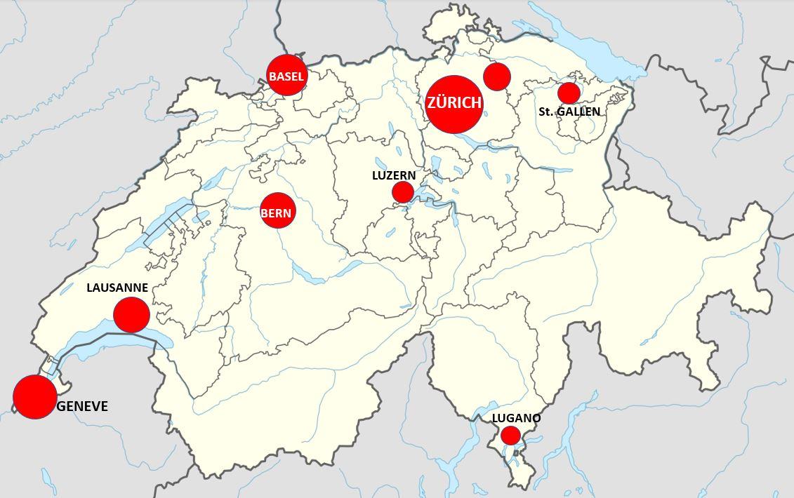 Euroopan Suurimmat Kaupungit