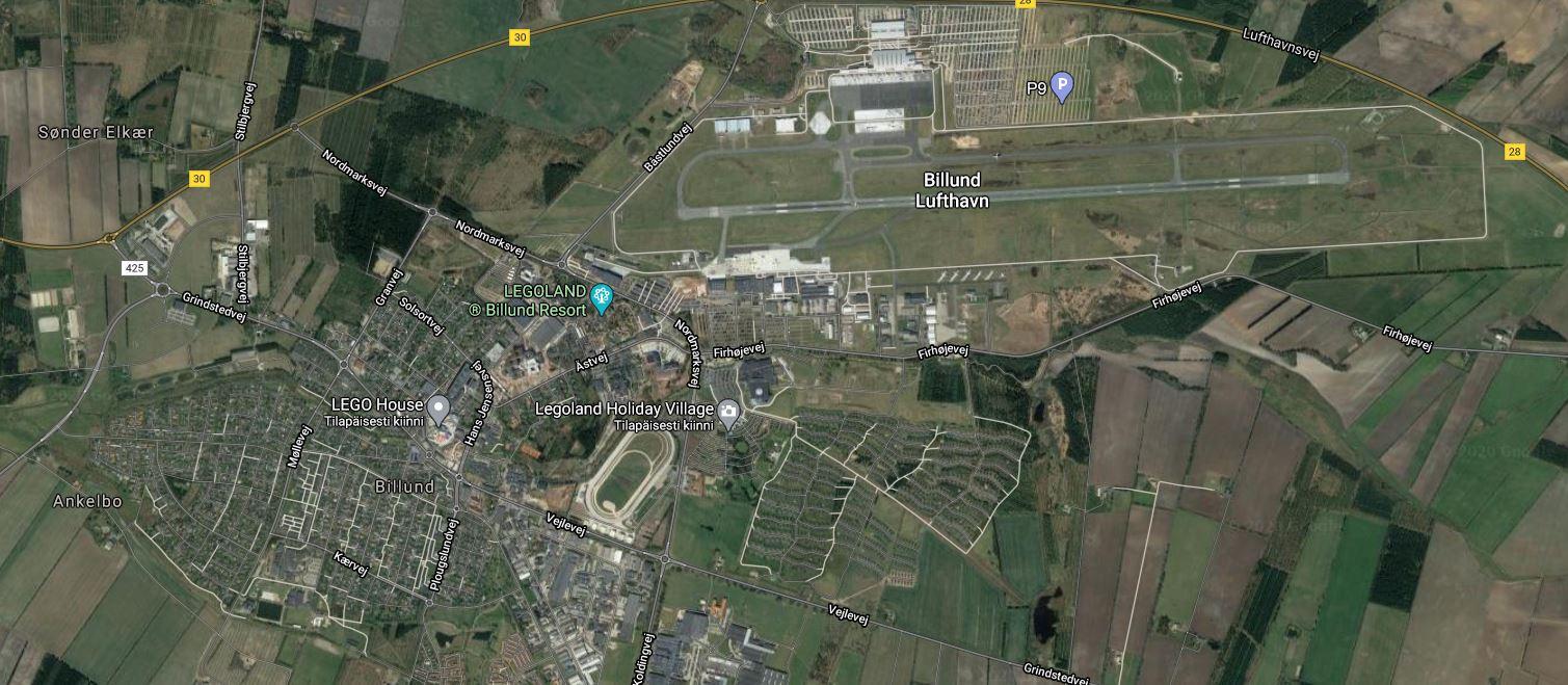 Milanon Lentokenttä
