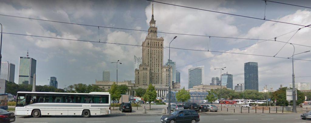 Stalinin hammas Varsova