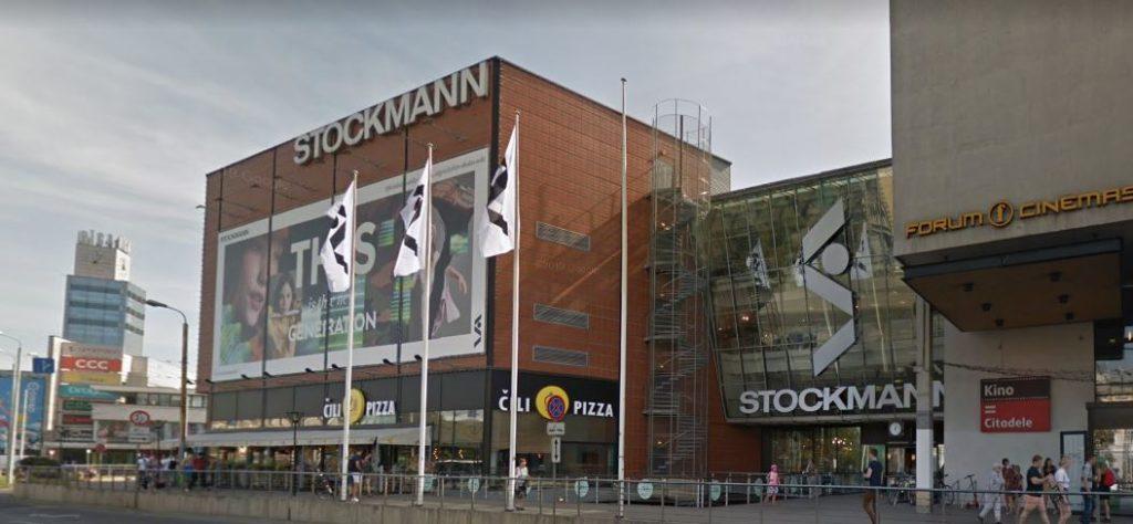 Stockmann Riika