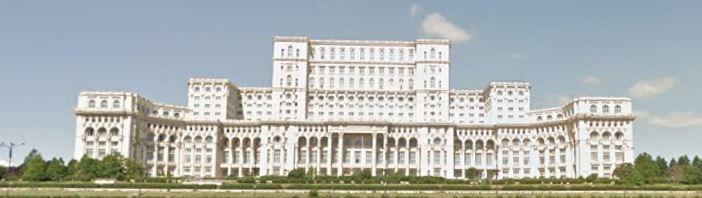 Bukarest parlamenttitalo