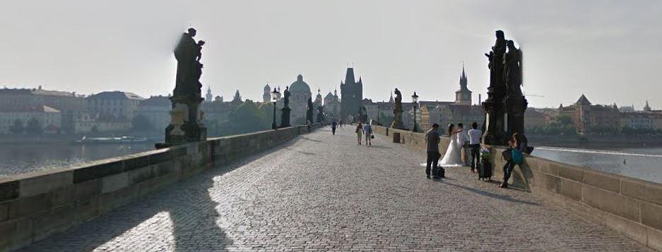 Kaarlensilta Praha