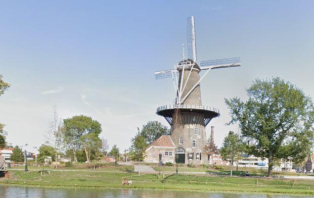 Leiden tuulimyllymuseo