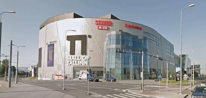 Mall of Tallin