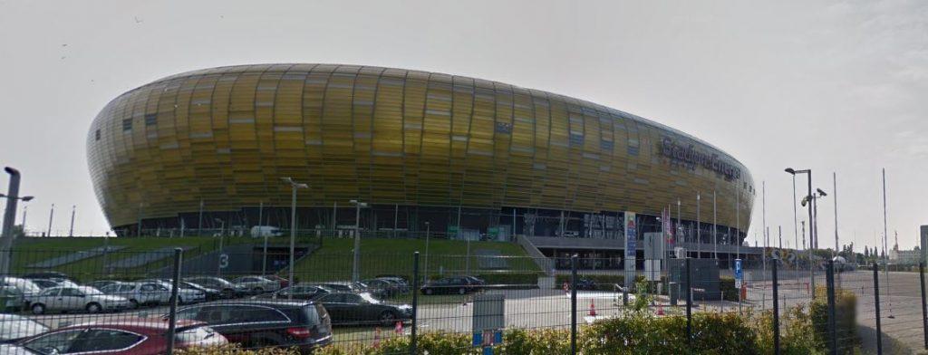 Gdansk stadion