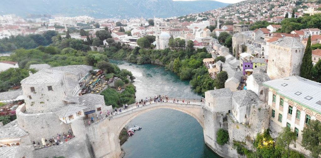 Mostarin vanha silta