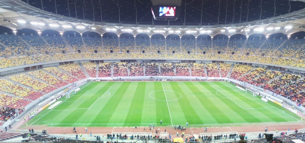 Bukarest jalkapallostadion