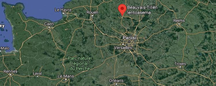 Beauvaisin lentkenttä
