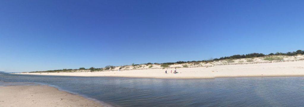 Helin hiekkaranta Puola