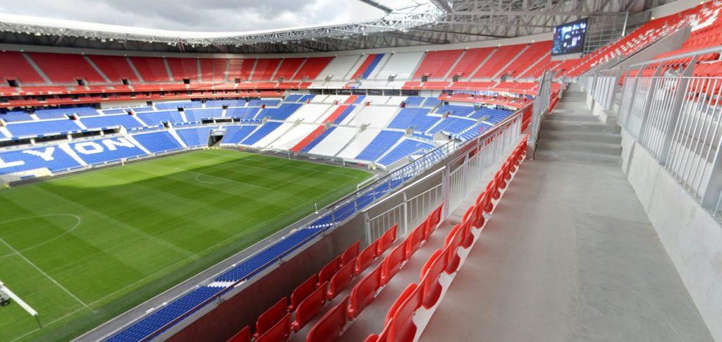 Lyon jalkapallostadion